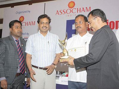 Best University Campus Award - 2016