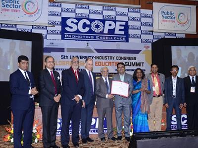 Award for Best Industry Linked Polytechnic Institute 2016
